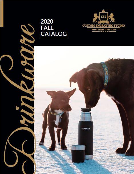 2020 Fall Drinkware Catalog