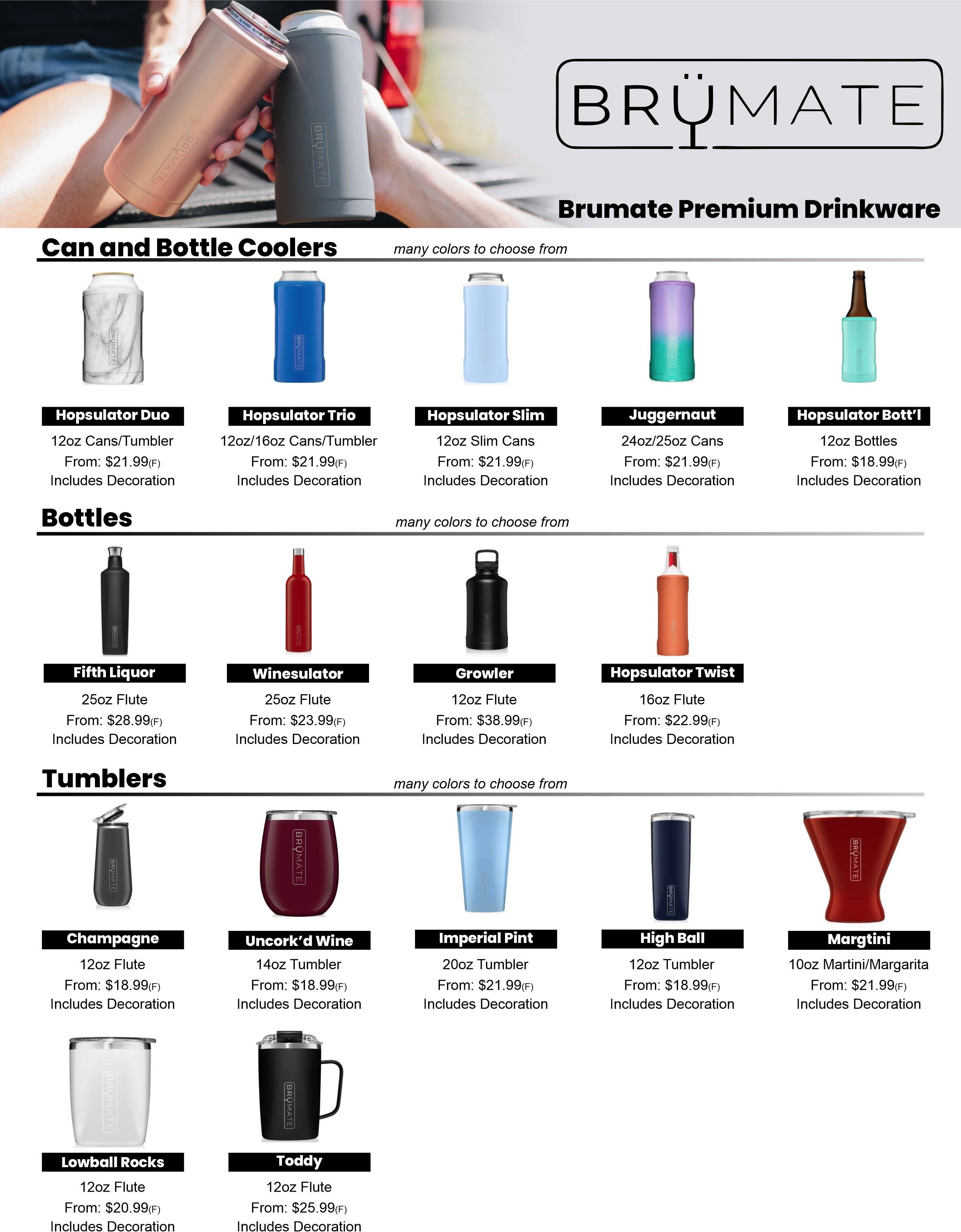 Brumate Premium Drinkware