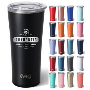 Authentic SWIG® 22 oz Tumbler Laser Engraved